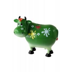 1T. Green cow money box