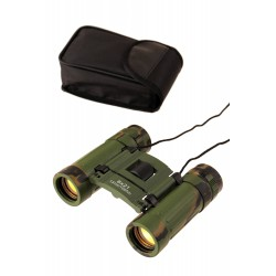 1T. Anti-slipping camouflage binoculars with amber lens 8 x 21