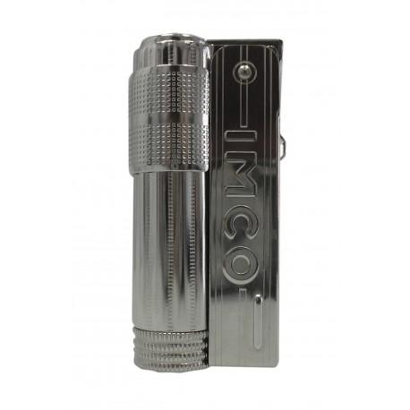 3T. Lighter «IMCO-Schriftzug» Super/Triplex Oil chrom