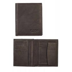 3T. Wallet «Zippo» Mocca
