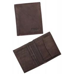 3T. Wallet «Zippo» Brown