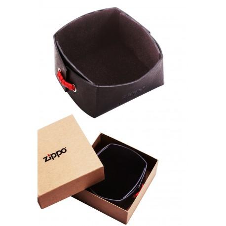 3T. Leather Pocket Emptier «Zippo»