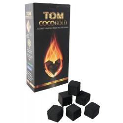 4T. Box 3 Kg. charcoal «TOM COCOCHA GOLD»