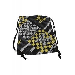 3T. Black Backpack X-Zone