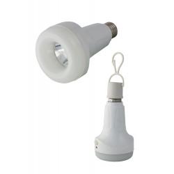 1T. Led lamp shape white bulb
