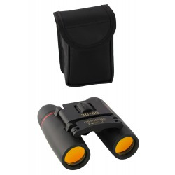 1T. Black binocular with amber lenses 30 x 60