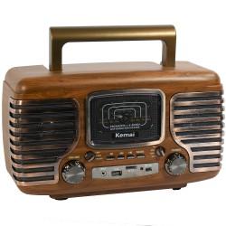 1T. Multimedia radio «RETRO» analog dial