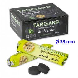 1T. Ø33mm. Charcoal sticks «Tar Gard» for shisha