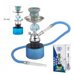 3T. 27 cm. Shisha «Al Malik» blue