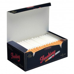 4T.  Carton with 100 boxes of 100 Tubes cigarette «Smoking»
