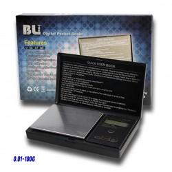 3T. precision digital scale black 0.01-100g