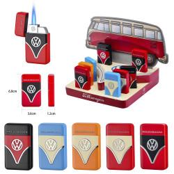 3T. Display with 8 piezo lighters «Prof» VW