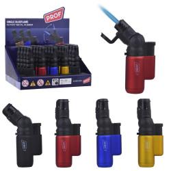 3T. Display with 20 piezo lighters «Prof»