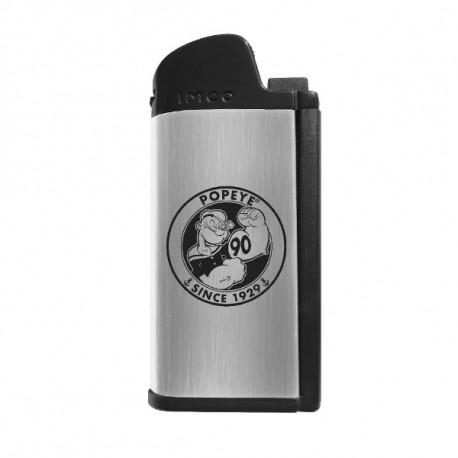 3T. Lighter «IMCO» Chic 4 pipe Flint Popeye chrom