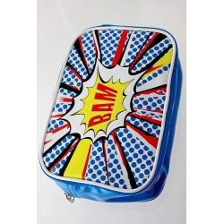5T. Blue «Bam» toilet bag
